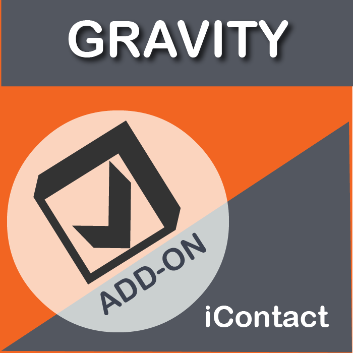 Gravity Forms iContact Add-On-