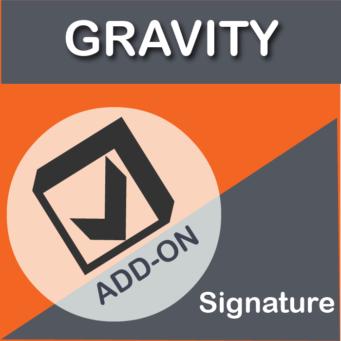 WPspring for Gravity Forms Signature Add-On