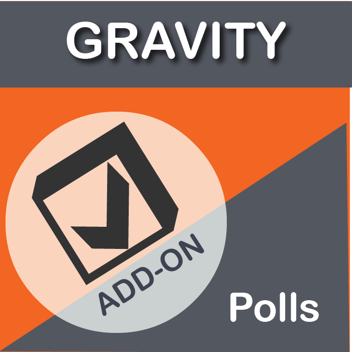 Gravity Forms Polls Add-On-