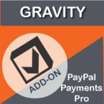 Gravity Forms PayPal Payments Pro Add-On-