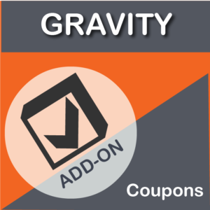 Gravity Forms Coupons Add-On-