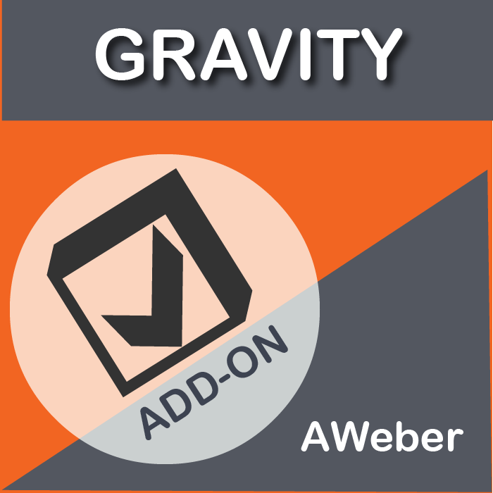 Gravity Forms AWeber Add-On-