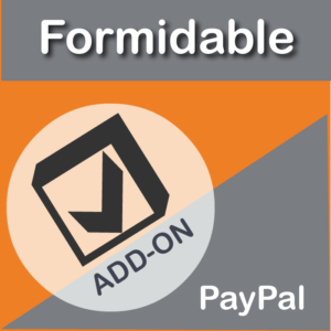 WP_Formidable Pro Forms PayPal Add-On