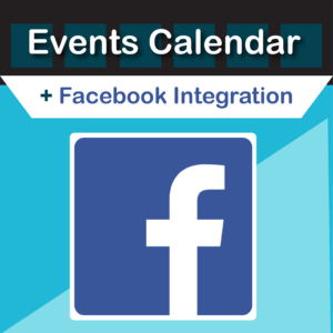 Events Calendar Facebook Integration by Modern Tribe