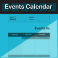 Events Calendar Pro for WordPress