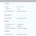 Gravity Forms for WordPress – Demo Form Settings 2