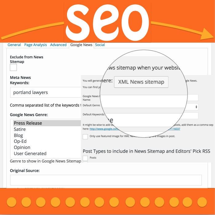 WordPress News SEO Plugin by Yoast