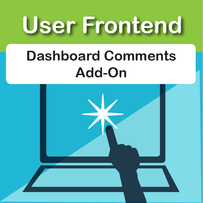 WP User Frontend Pro Dashboard Comments