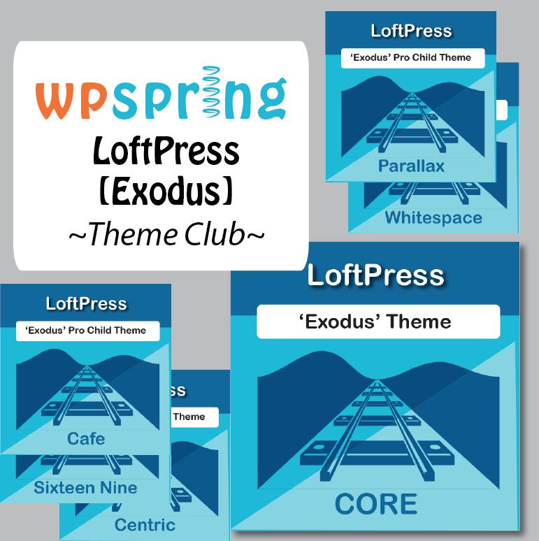 StudioPress Genesis Theme Club