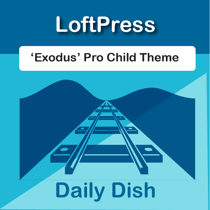 StudioPress Daily Dish Theme