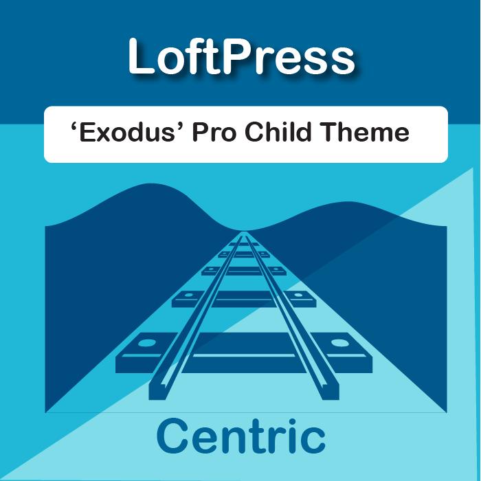 StudioPress Centric Theme