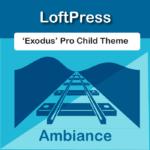 StudioPress Ambiance Pro Theme