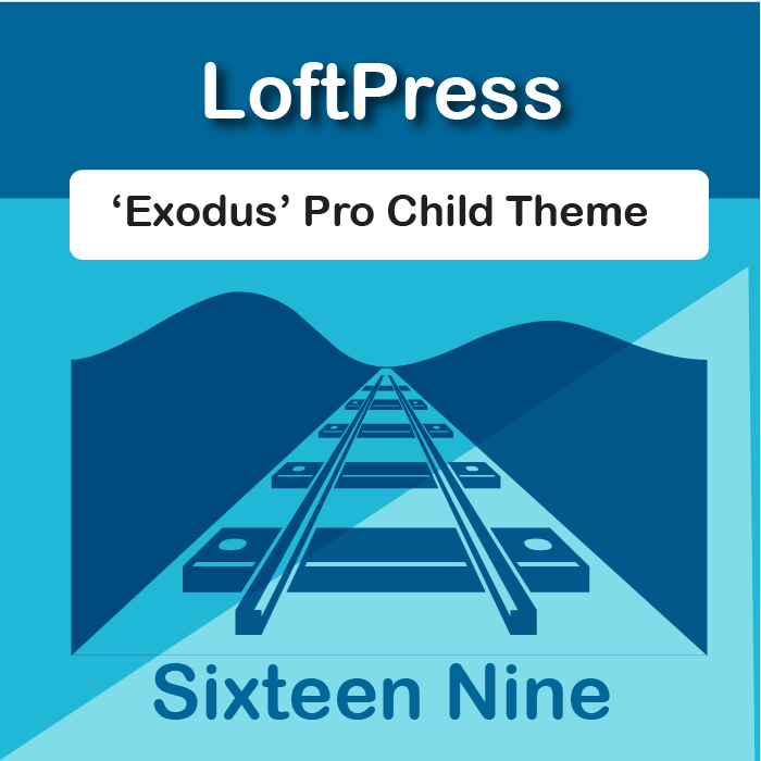 StudioPress Sixteen Nine Pro Theme