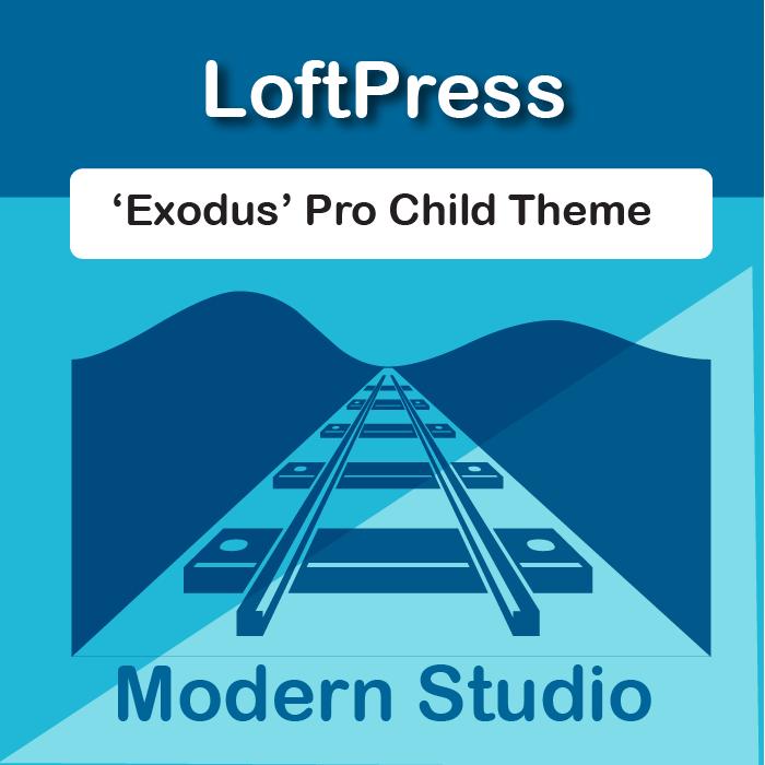 StudioPress Modern Studio Pro Theme