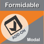 Formidable Forms Bootstrap Modal Add-On