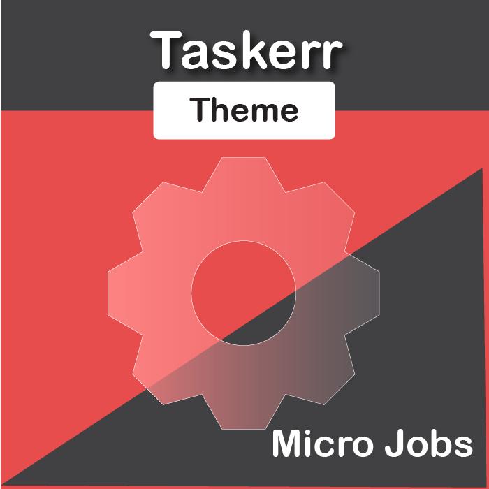 WordPress Micro Jobs Theme – Taskerr by AppThemes