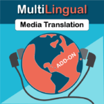 WPML Media Translation Plugin