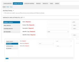 WooCommerce Walmart Integration Plugin Demo- Global Setup