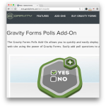 Gravity Forms Polls Add-On